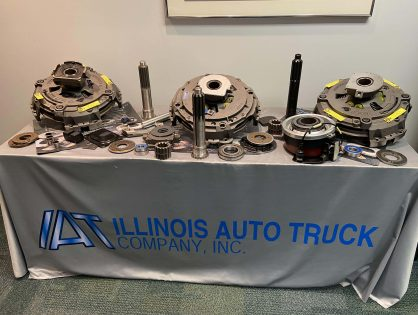 """LASCO has begun its relationship with IATCO (""""Illinois Auto and Clutch"""" by representing the company for Latin America and other non-US markets."""